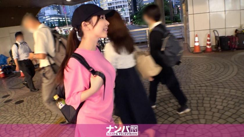 【エロ動画】マジ軟派、初撮。 1533 新宿で奇跡を起こせ!?マジックでナンパした美少女をチ●ポさばきでメロメロにさせち……のトップ画像