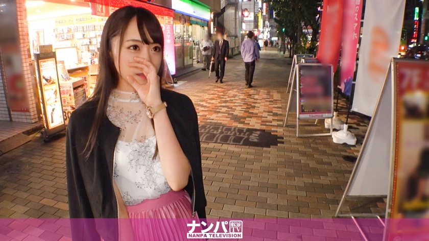 【エロ動画】マジ軟派、初撮。 1540 渋谷でシンデレラ企画を開始!ガラスの靴を履けたのはピアノ講師!彼女というピアノを……のトップ画像