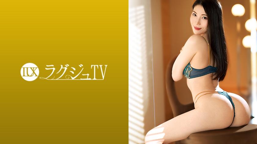 【エロ動画】ラグジュTV 1374 AIの制作を手がけるまさに才色兼備という言葉がお似合いな美女が、行き場を失った欲望を……のトップ画像