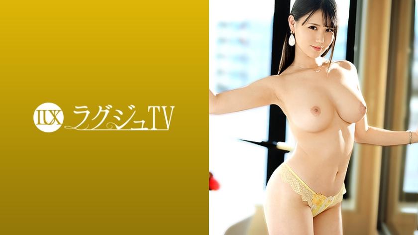 【エロ動画】ラグジュTV 1392 見られることに快感を覚える美人看護師がAV出演!魅惑的なボディに触れられればほんのり……のトップ画像