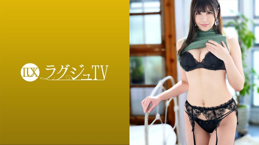 【エロ動画】ラグジュTV 1428 【スプリットタン】を持つはんなりとした社長秘書が登場!二つに分かれた魅惑的な舌による……のトップ画像